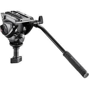 Manfrotto MVH500A Cabezal de Vídeo Fluido Con Bocha 60mm.