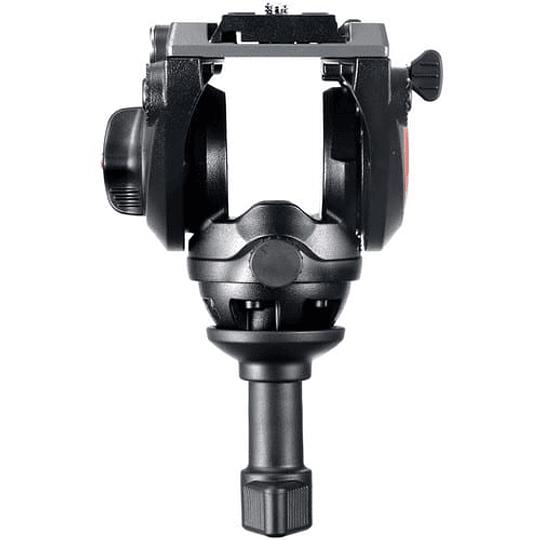 Manfrotto MVH500A Cabezal de Vídeo Fluido Con Bocha 60mm. - Image 4