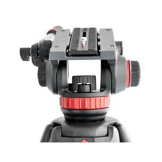 Cabezal para Vídeo Manfrotto 502A (MVH502A) - Image 3