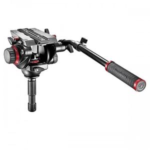 Manfrotto 504HD Cabezal Fluido para Vídeo Profesional