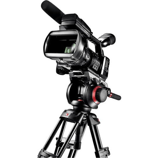 Manfrotto 504HD Cabezal Fluido para Vídeo Profesional - Image 7