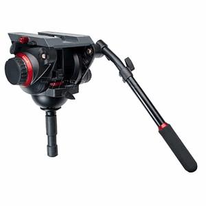 Manfrotto 509HD Cabezal Fluido para Vídeo Profesional