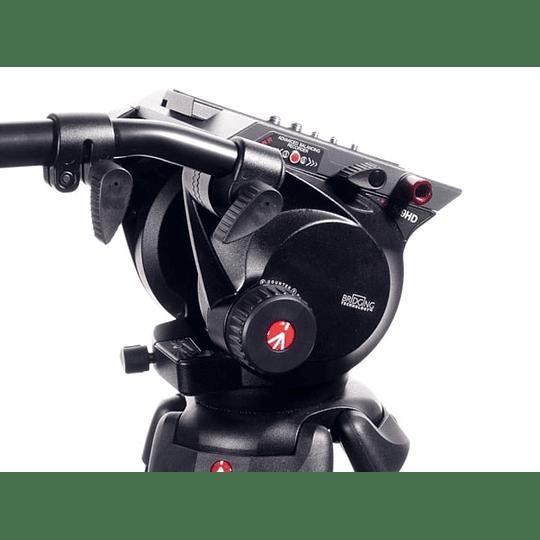 Cabezal para Vídeo Profesional Manfrotto 509HD - Image 2