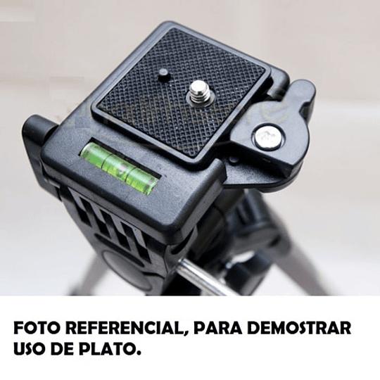 Plato de Liberación Rápida para trípodes 330A - Image 3