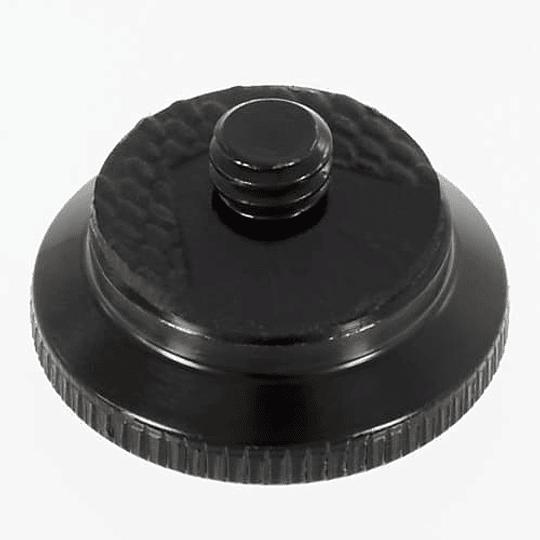 Galleta Placa Manfrotto ROUND-PL para trípode Compact Action - Image 2