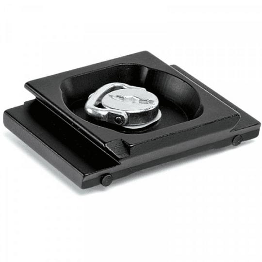 Manfrotto 200PL-PRO Placa de Aluminio RC2 Compatible con Arca-Swiss - Image 2