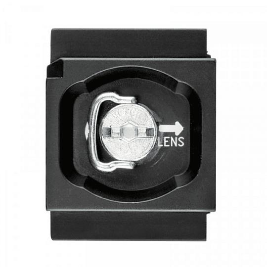 Manfrotto 200PL-PRO Placa de Aluminio RC2 Compatible con Arca-Swiss - Image 3