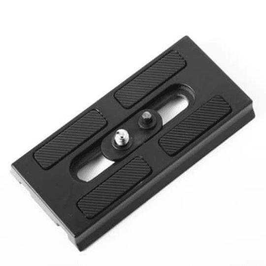 Quick Release Placa, plato o galleta para cabezal de vídeo Benro QR25 - Image 5