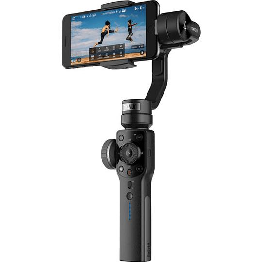 Zhiyun-Tech Smooth-4 Estabilizador para Smartphone (Black) - Image 1