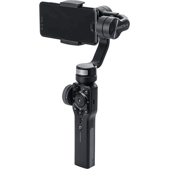 Zhiyun-Tech Smooth-4 Estabilizador para Smartphone (Black) - Image 2