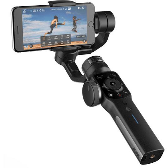 Zhiyun-Tech Smooth-4 Estabilizador para Smartphone (Black) - Image 8