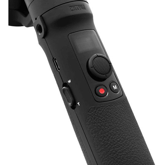 Zhiyun-Tech CRANE-M2 Estabilizador de 3 ejes para Cámaras, Smartphones y Gopro - Image 4