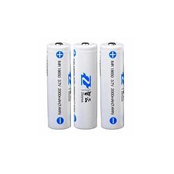 Zhiyun-Tech Kit de 3 Baterías Li-Ion Mod. 18650 (3.7V, 2000mAh)