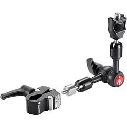 Manfrotto 244 Micro Kit Brazo Anti-Rotación y Nano Clamp