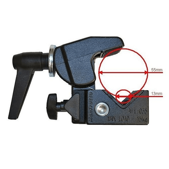 Manfrotto 035 Super Clamp - Image 4