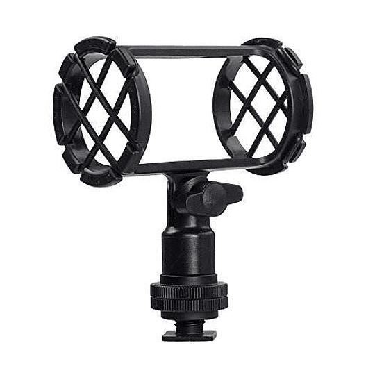BOYA BY-C04 Montura para micrófonos en Cámara y Cañas - Image 1
