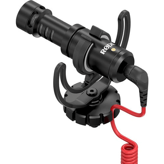 Rode VIDEO-MICRO Micrófono Compacto Direccional - Image 1