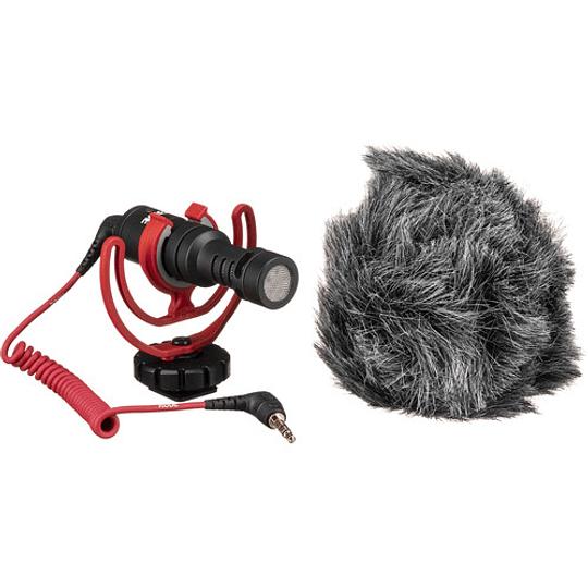 Rode VideoMicro Micrófono Compacto Direccional - Image 4