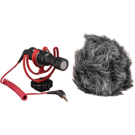 Rode VIDEO-MICRO Micrófono Compacto Direccional - Image 4