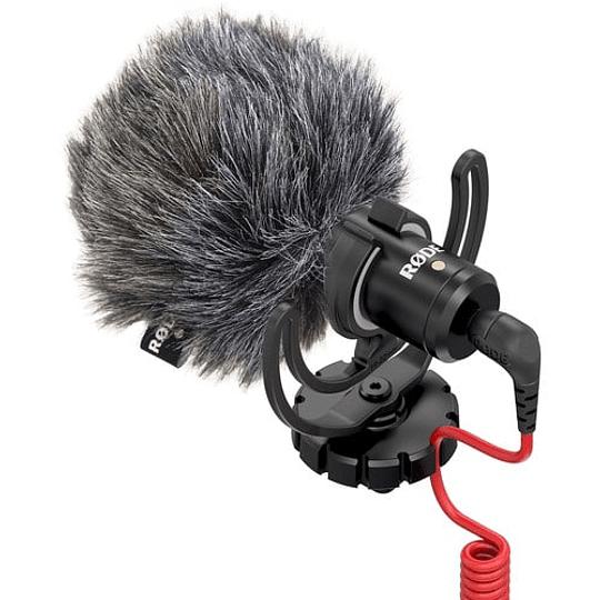 Rode VideoMicro Micrófono Compacto Direccional - Image 5