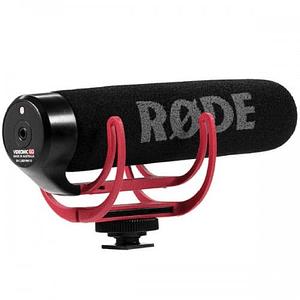 Rode VideoMic GO Micrófono Compacto Direccional