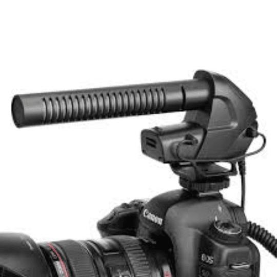 BOYA BY-BM3030 Micrófono Shotgun Supercardioide para Cámaras - Image 4