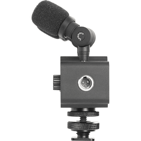 Saramonic CaMixer Kit Micrófono Condensador Estéreo - Image 3