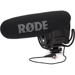 Rode VideoMic Pro R Micrófono Direccional con Sistema Rycote Shockmount