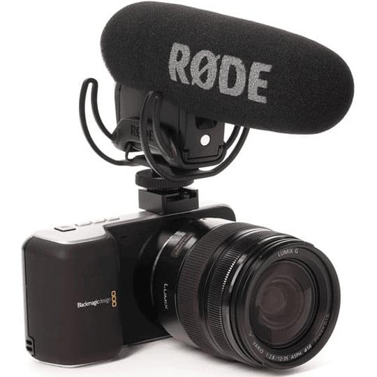 Rode VideoMic Pro R Micrófono Direccional con Sistema Rycote Shockmount - Image 2