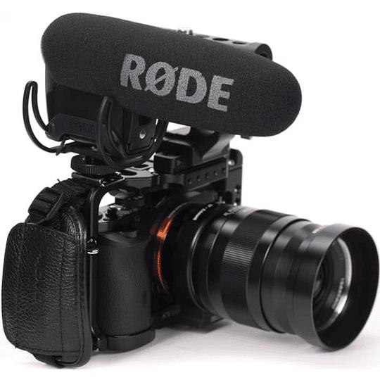 Rode VideoMic Pro R Micrófono Direccional con Sistema Rycote Shockmount - Image 3