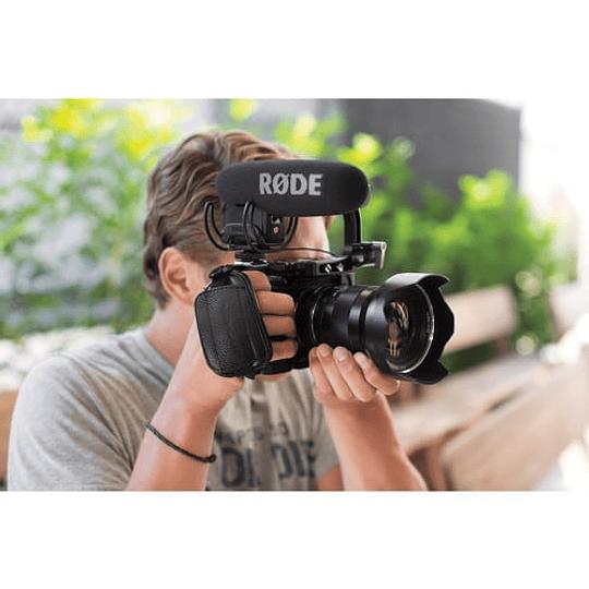 Rode VideoMic Pro R Micrófono Direccional con Sistema Rycote Shockmount - Image 4