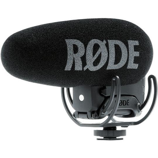 Rode VideoMic Pro+ (Plus) Micrófono Condensador Direccional - Image 1