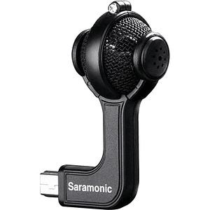 Saramonic GoMic Micrófono Estéreo para Cámaras GoPro
