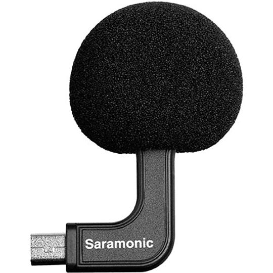 Saramonic GoMic Micrófono Estéreo para Cámaras GoPro - Image 2