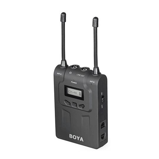 BOYA BY-RX8 Pro Receptor para Micrófonos Inalámbricos - Image 2