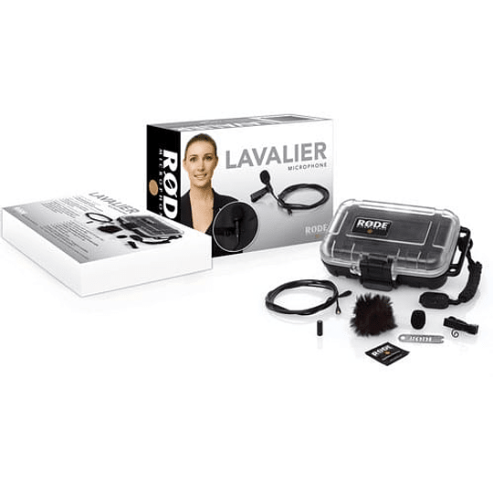 Rode Lavalier Micrófono Lapel con conector Micon - Image 3