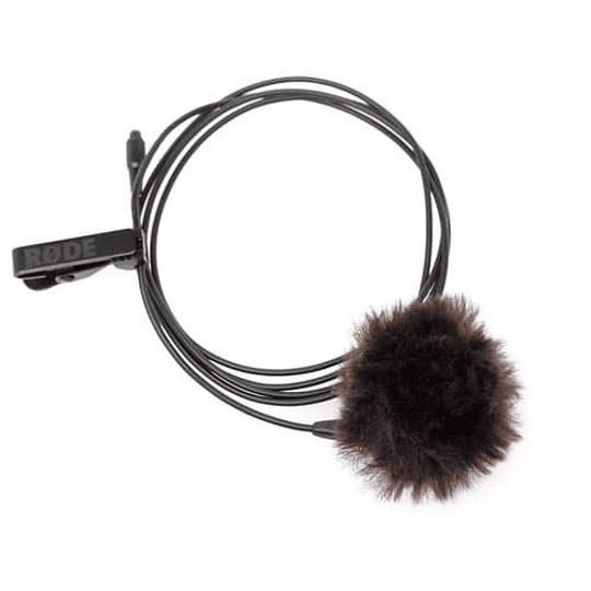 Rode PinMic Micrófono Lavalier Discreto Lapel con conector Micon - Image 2