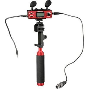 Saramonic SmartMixer kit Microfonos para Iphone y Android