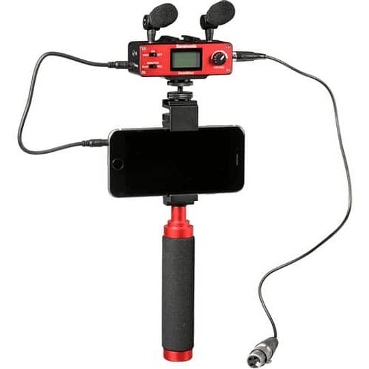 Saramonic SmartMixer kit Microfonos para Iphone y Android - Image 2