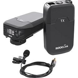Rode RodeLink Filmmaker Wireless Kit Lavalier Inalámbrico