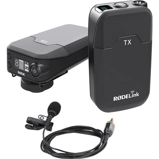 Rode RodeLink Filmmaker Wireless Kit Lavalier Inalámbrico - Image 1