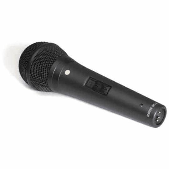 Rode M1-S Micrófono Dinamico de Mano - Image 1