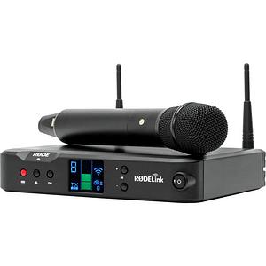 Rode RODELink Performer Kit – Sistema de Micrófono Inalámbrico Digital