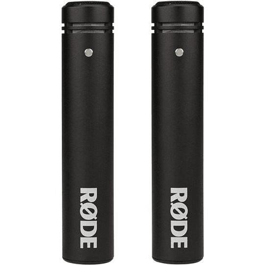 Rode M5 Micrófono Condensador Compacto de 1/2″ (Pack de 2 Mic) - Image 3