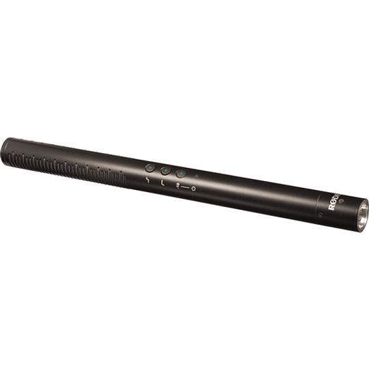 Rode NTG4+ PLUS Micrófono con Swiches Digitales y Batería Recargable Direccional - Image 5