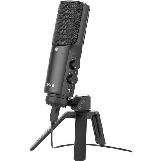Rode NT-USB Micrófono de Sobremesa con Calidad de Estudio - Image 6
