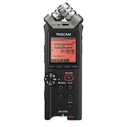 Tascam DR-22WL Grabador de Audio Portátil con Wi-Fi