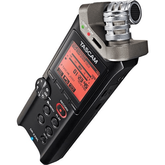 Tascam DR-22WL Grabador de Audio Portátil con Wi-Fi - Image 4
