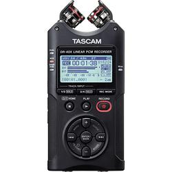 Tascam DR-40X Grabador de Audio Portátil de 4 canales