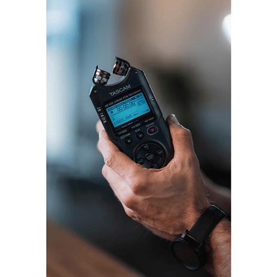 Tascam DR-40X Grabador de Audio Portátil de 4 canales - Image 4